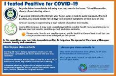 I tested for COVID